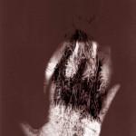 Digital still from Under My Skin, digitally animated sequence, 2004